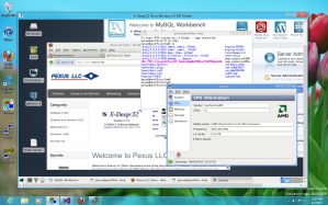 X-Deep/32 on Windows 8 Preview release